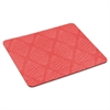 "3M Mouse Pad with Precise Mousing Surface, 9"" x 8"" x 1/5"", Coral Design"