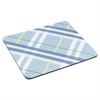 "3M Mouse Pad with Precise Mousing Surface, 9"" x 8"" x 1/5"", Plaid Design"