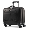 Samsonite Xenon 2 Spinner Rolling Mobile Office, 13 1/2 x 8 x 16 1/2, Nylon, Black