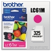 Brother LC61M Innobella Ink, Magenta