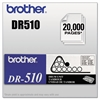 Brother DR510 Drum Unit, Black
