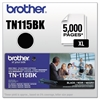 Brother TN115BK High-Yield Toner, Black