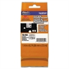 "Brother P-Touch 36mm (1.4"") TZe Cleaning Tape for P-Touch, 100 Uses"