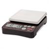 "DYMO by Pelouze Pelouze Digital Portioning Scale, 2 lb Capacity, 5 1/10"" x 5 1/10"" Platform"