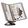 Durable SHERPA Motion Desk Reference System, 10 Panels
