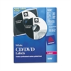 Avery Laser CD Labels, Matte White, 100/Pack