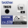 Brother TN570 High-Yield Toner, Black