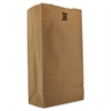 General #20 Paper Grocery, 57lb Kraft, Extra Heavy-Duty 8 1/4x5 5/16 x16 1/8, 500 bags