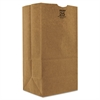 General #25 Paper Grocery, 57lb Kraft, Extra Heavy-Duty 8 1/4x6 1/8 x15 7/8, 500 bags