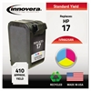 Remanufactured C6625AN (17) Ink, Tri-Color