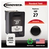 Remanufactured C8727AN (27) Ink, Black