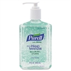PURELL Advanced Instant Hand Sanitizer Gel, Fresh Scent, 8 oz Bottle, 12/Carton