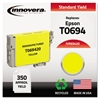 Innovera Remanufactured T069420 (69) Ink, Yellow