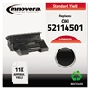 Remanufactured 52114501 (B6200) Toner, Black
