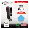 Innovera Remanufactured 0624B002 (CLI-8) Ink, Photo Cyan