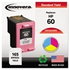 Remanufactured CC643WN (60) Ink, Tri-Color