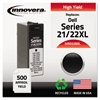 Innovera Remanufactured 330-5885 (21XL/22XL) High-Yield Ink, Black