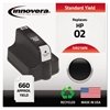 Remanufactured C8721WN (02) Ink, Black