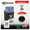 Remanufactured 51629A (29) Ink, Black