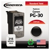 Innovera Remanufactured 1899B002 (PG-30) Ink, Black