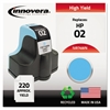 Innovera Remanufactured C8774WN (02) Ink, Light Cyan