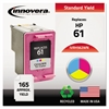 Innovera Remanufactured CH562WN (61) Ink, Tri-Color