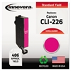 Remanufactured 4548B001 (CLI-226) Ink, Magenta