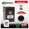 Innovera Remanufactured C6656AN (56) Ink, Black