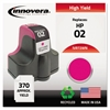 Innovera Remanufactured C8772WN (02) Ink, Magenta