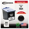 Innovera Remanufactured CC635A (701) Ink, Black