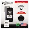 Remanufactured 18C0032 (32) Ink, Black