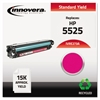 Remanufactured CE273A (650A) Toner, Magenta