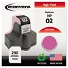 Innovera Remanufactured C8775WN (02) Ink, Light Magenta