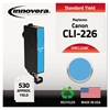 Innovera Remanufactured 4547B001 (CLI-226) Ink, Cyan