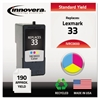 Innovera Remanufactured 18C0033 (33) Ink, Tri-Color