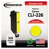 Innovera Remanufactured 4549B001 (CLI-226) Ink, Yellow