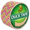 "Duck Colored Duct Tape, 9 mil, 1.88"" x 10 yds, 3"" Core, Zig Zag"
