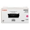 Canon 6261B012 (332) Toner, Magenta