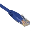 CAT6 Patch Cable, 10 ft., Blue