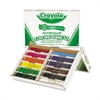 Crayola Watercolor Wood Pencil Classpack, 3.3 mm, 12 Asstd Clrs, 240 Pencils/Box