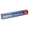 "Handi-Foil of America Aluminum Foil Roll, 12"" x 25 ft"