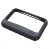 "Handheld LED Magnifier, Rectangular, 4"" x 2"""