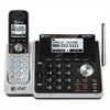AT&T TL88102 Cordless Digital Answering System, Base and Handset