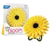 BRIGHT Air Daisy Air Freshener, Sunny Bloom and Citrus, Yellow, 3.8oz , 6/Carton