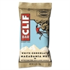 CLIF Bar Energy Bar, White Chocolate Macadamia Nut, 2.4oz, 12/Box