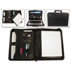 Bond Street Tablet Organizer with Removable Pad Holder, 14 1/4 x 2 1/2 x 11 1/4, Black
