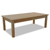Alera Alera Valencia Series Occasional Table, Rectangle, 47-1/4 x 20 x 16-3/8,  Cherry