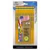Write Dudes USA Gold Series #2 Pencils, Cedar, Yellow, 24/Pack