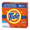 Tide HE Laundry Detergent, Original Scent, Powder, 95 oz Box, 3/Carton