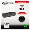 Innovera Remanufactured C4092A (92A) Toner, Black